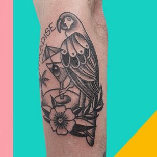 Anne Sally - Motorink - Tattooed Travels: Amsterdam, Netherlands #tattooedtravels #travel #Amsterdam #Netherlands