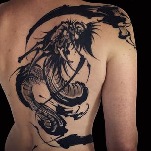 Kimihito - Tattoo 1825 - Tattooed Travels: Amsterdam, Netherlands #tattooedtravels #travel #Amsterdam #Netherlands