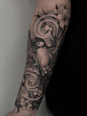 Celio - Motorink - Tattooed Travels: Amsterdam, Netherlands #tattooedtravels #travel #Amsterdam #Netherlands