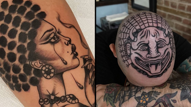 Truly, Madly, Deeply: Today's Favorite Tattoos