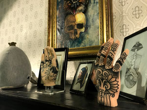White Whale - Tattooed Travels: Amsterdam, Netherlands #tattooedtravels #travel #Amsterdam #Netherlands