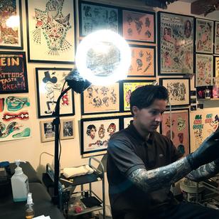 Nicobone - Order Collective - Tattooed Travels: Amsterdam, Netherlands #tattooedtravels #travel #Amsterdam #Netherlands