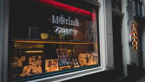 Motorink - Tattooed Travels: Amsterdam, Netherlands #tattooedtravels #travel #Amsterdam #Netherlands