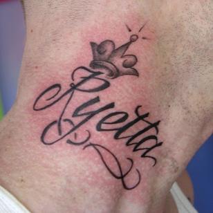 Neck tattoo by Jacci Gresham #JacciGresham #aartaccenttattoosandpiercing