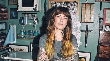 She's Gonna Beat This: Fundraiser For Tattoo Artist Hanna Sandstrom