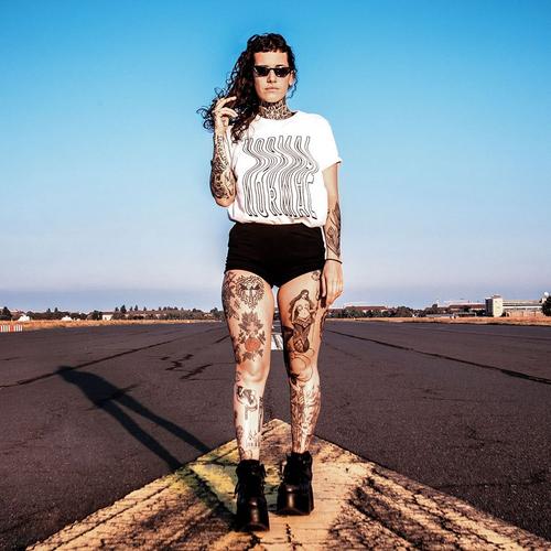 Portrait of tattoo artists Julim Rosa #JulimRosa #coverupsagainstabuse #coveruptattoos #coverup #tattoocommunity #tattooartist