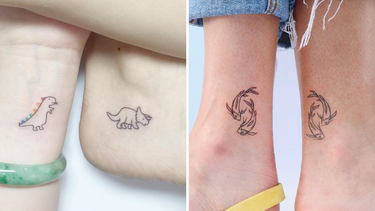 Show Some Love For Ur BFF: Best Friend Tattoos and Friendship Tattoos