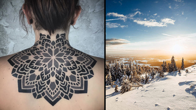 Get Tattooed in the Winter: Best Way to Beat Cold Weather Blues
