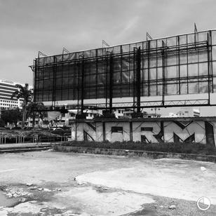 Graffiti by Norm Will Rise aka Eric Rosenbaum aka Norm Love Letters #NormWillRise #EricRosenbaum #NormLoveLetters