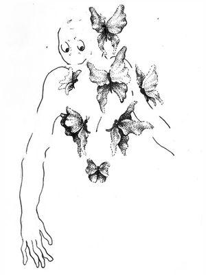 Illustration by Sabrina Drescher aka stabdee #SabrinaDrescher #StabDee