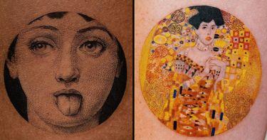 Fine Art Tattoos: History is Always Relevant