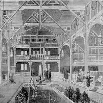 Hammam Turkish Baths in London