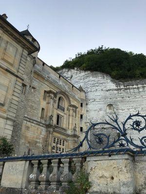 Le Roche-Guyon - Tattooed Travels: Paris, France #paris #france #paristattoo #paristattooartist #paristattooshop #tattooparis