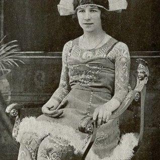 Victorian Tattooed lady