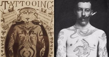 Inking the Victorians: The Story of Sutherland Macdonald - Britain's First Professional Tattooist