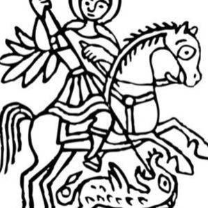 Coptic tattoo design stencil/stamp #copt #copticchristiancross #christian #christiancross #copticcross #religioustattoo