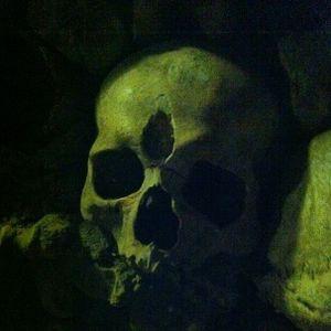 Catacombs - Tattooed Travels: Paris, France #paris #france #paristattoo #paristattooartist #paristattooshop #tattooparis