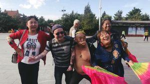 Friends in Hohhot - #China #chinatattooshop #chinatattoo