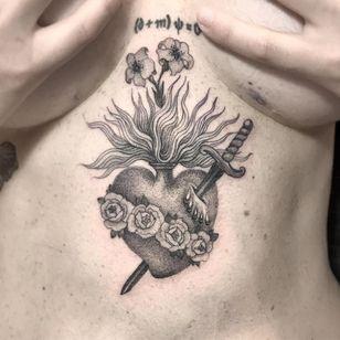 Rose tattoo by Miss Juliet #MissJuliet #rosetattoo #rosetattoos #rosetattooidea #rose #roses #flower #floral #petals #plant #nature #bloom