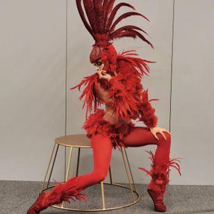 Huma Show #Huma #12thFlorenceTattooConvention #FlorenceTattooConvention #Florence