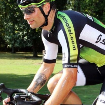 Ryan DeWald was diagnosed with adult onset Type 1 Diabetes #diabetictattoo #diabetictattoos #diabetic #procycling