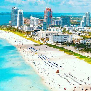 photo of Miami via South Beach Helicopters and Urbanica Hotels #Urbanica #SouthBeach #miami #florida