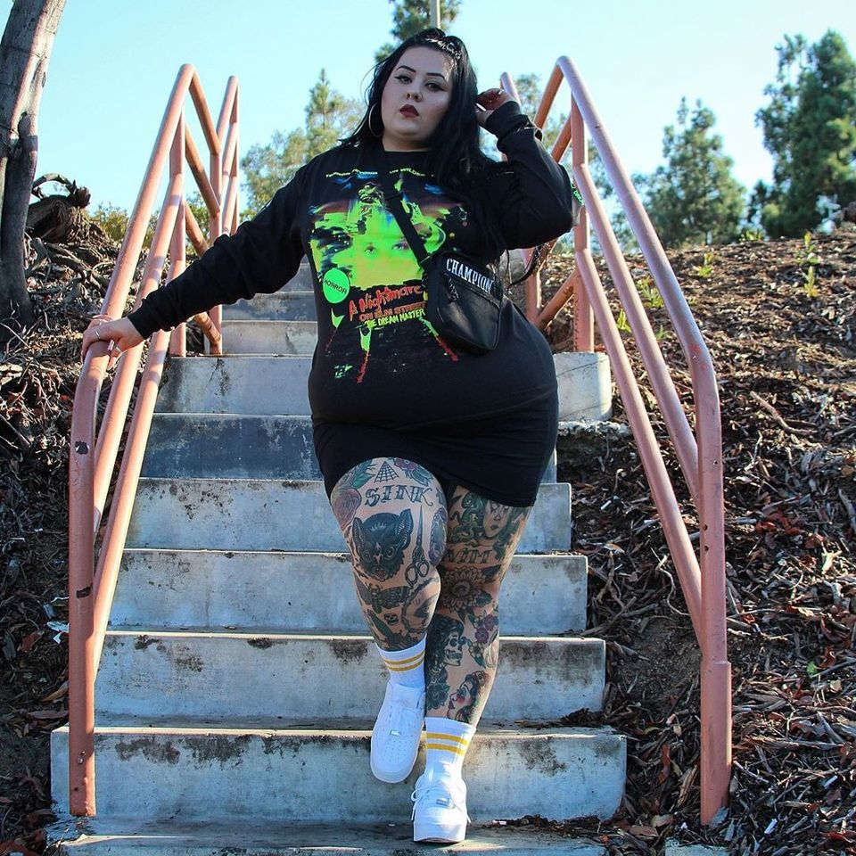 Ashley Marie #AshleyMarie #tattoomodel #tattooedmodel