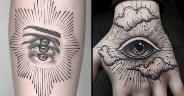 The Wonders Of The All-Seeing Eye Tattoo