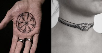 Esoteric Tattoos for the Esoteric Soul