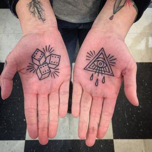 All seeing eye tattoo by tattoosbyree #tattoosbyree #allseeingeye #allseeingeyetattoo #eye #eyetattoo #eyeball