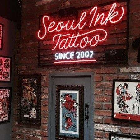 #SeoulInkTattoo #Seoul #Korea #Seoultattoo #Seoultattooartist #Seoultattooshop