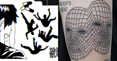 Cyber Dystopia: Interview with Tattoo Artist DSMT