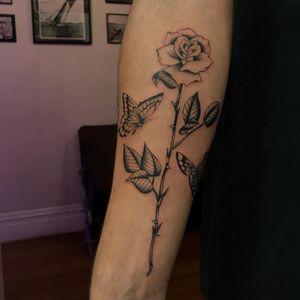 Tattoo from Alma Proenca
