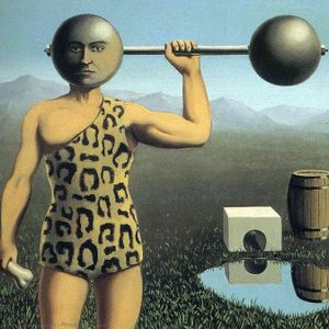 Perpetual Motion by Rene Magritte, 1935 #arthistory #contemporaryphotography #fineart #tattoocollector #selfportrait