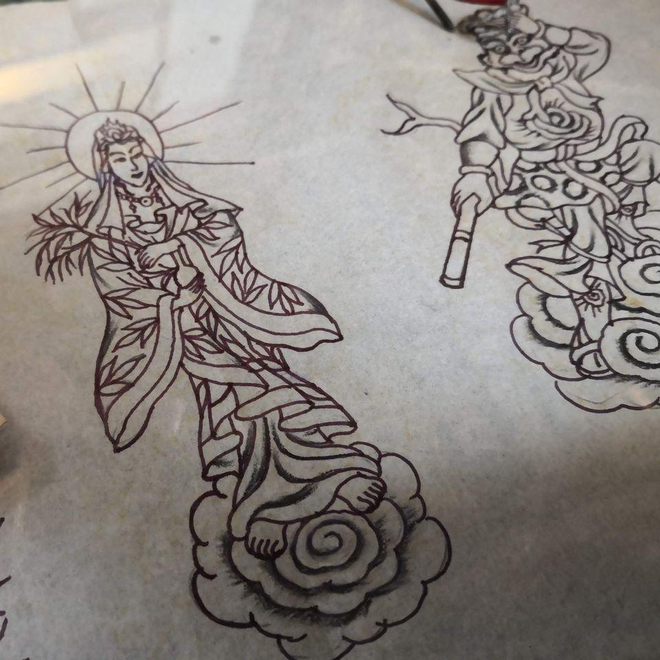Swallow Tattoo pencil drawing #swallowtattoo #romatattoomuseum #tattoohistory #tattoomuseum #tattooculture #rome #italy