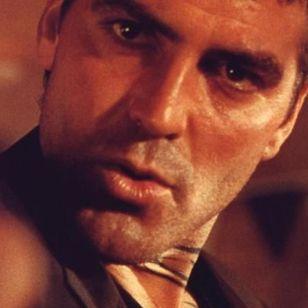 Seth Gecko taking hostages in From Dusk till Dawn #necktattoo #filmtattoos #gangsterfilms #sethgecko