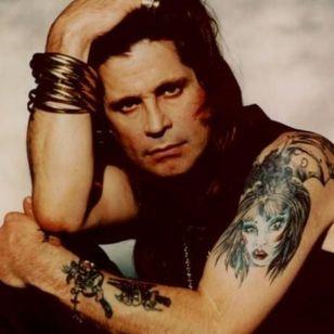 Ozzy Osbourne's legendary tattoos #bestrockstartattoos #heavymetaltattoos #OzzyOsbourne #musictattoos #iconictattoos