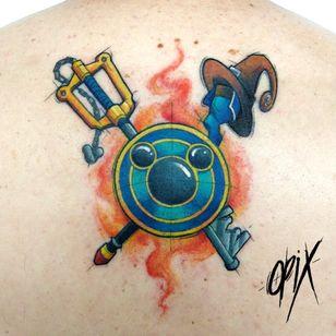 #RogerioOpix #OpixTattoo #nerd #geek #colorida #colorful