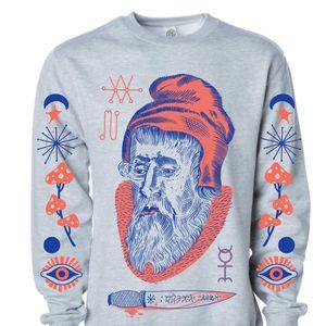 Crewneck sweatshirt by Henry Hablak #HenryHablak