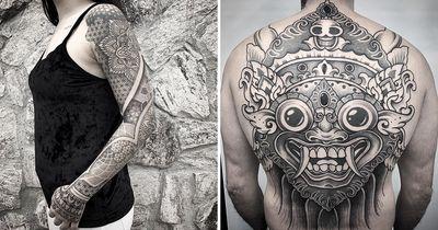 20 Tatuagens Fenomenais De Ricardo Cunha ''Xarope''