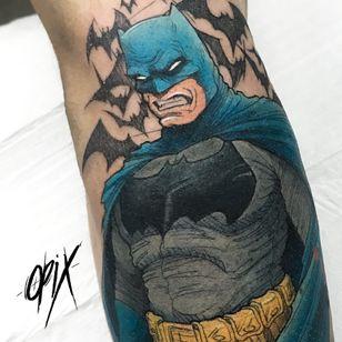 #RogerioOpix #OpixTattoo #nerd #geek #batman #dc #dccomics #filmes #movies #colorida #colorfull