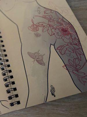 Illustration by Fibs #Fibs #tattooartistart #tattooart #tattooflash #tattooartwork