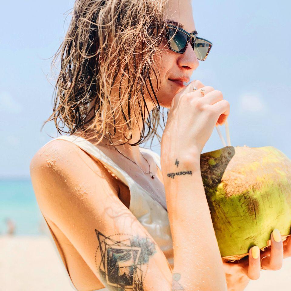 Who doesn't love coconuts, amirite? #coconutoil
