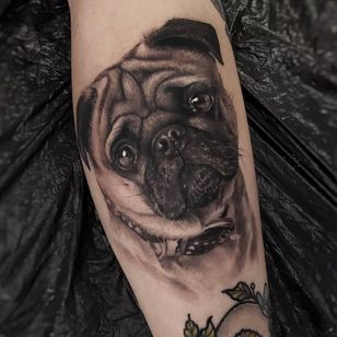 #LedCoult #realismo #realism #tatuadoresdobrasil #brasil #brazil #brazilianartist #cachorro #dog