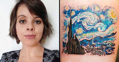 Artistas Brasileiras Na Indústria Da Tatuagem: Ela Fialho