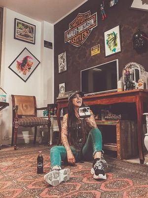 Estúdio Zero21 #Zero21TattooStudio #tatuadoras #tatuadores #artistas #estudios