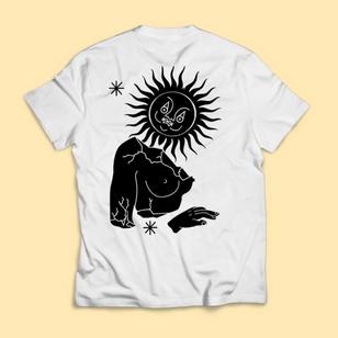 T-shirt by Bouits #Bouits #supporttattooists #supportartists #tattooart #tattooshirt #tattoomerch #tattooinspo