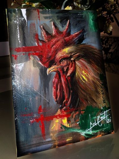 #LedCoult #realismo #realism #tatuadoresdobrasil #brasil #brazil #brazilianartist #galo #rooster