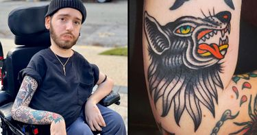 Tattoos Are For Everyone: Christian Ponisi