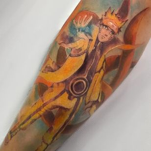 #drikalinas #aquarela #watercolor #colorida #colorfull #nerd #geek #naruto #anime